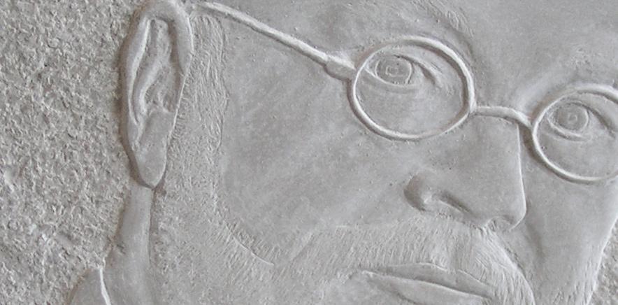 Flachrelief in Solnhofener Kalkstein
